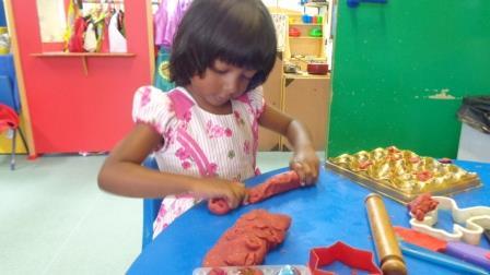First week at Nursery
