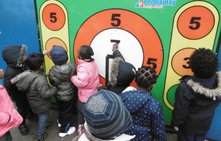 Numbers in the playground