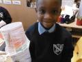 Making paper lanterns