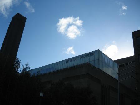 External view of Tate Modern