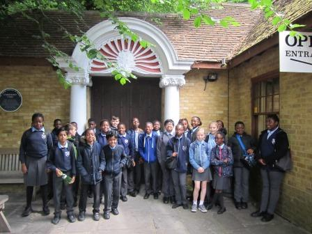 Year 6 at Chislehurst Caves